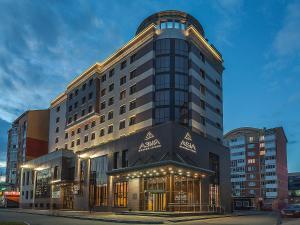 Hotel Asia - Minusinsk