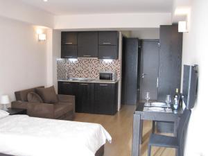 Gudauri Luxe Apartment, Apartmány  Gudauri - big - 19