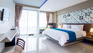 The Phu Beach Hotel, Hotel  Ao Nang Beach - big - 65