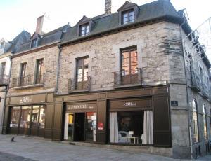 Le Minotel - Saint-M'hervé