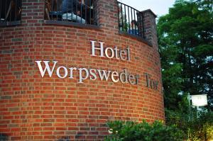 Hotel Worpsweder Tor - Gnarrenburg