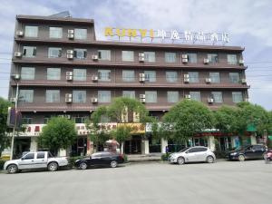 Hostels und Jugendherbergen - Kunyi Boutique Hotel Zhangye Shandan North Street Branch