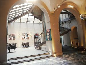 Borghese Palace Art Hotel, Отели  Флоренция - big - 72