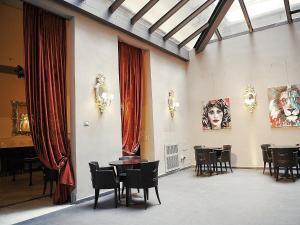 Borghese Palace Art Hotel, Hotely  Florencia - big - 33