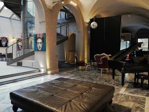 Borghese Palace Art Hotel, Hotely  Florencia - big - 34