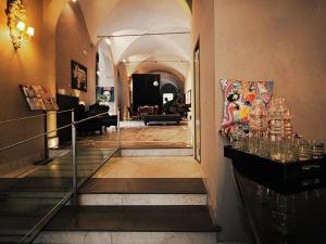 Borghese Palace Art Hotel, Hotely  Florencia - big - 36