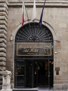 Borghese Palace Art Hotel, Отели  Флоренция - big - 51