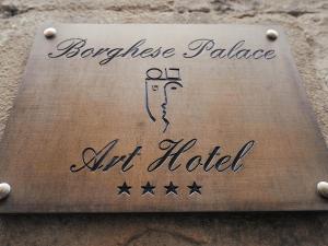 Borghese Palace Art Hotel, Hotely  Florencia - big - 48