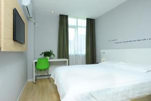 Motel Wuhan Optical Valley, Hotely  Wu-chan - big - 3