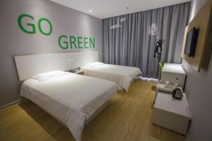 Motel Wuhan Optical Valley, Hotely  Wu-chan - big - 7