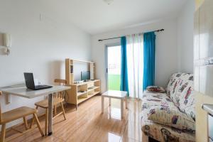 Apartamento Faycan, Vecindario