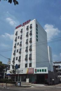 Albergues - Motel Qidong Middle Jianghai Road