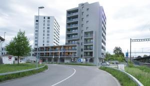 Albergues - Hotel Swiss Bellevue