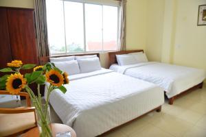 Oc Tien Sa Hotel, Отели  Дананг - big - 24