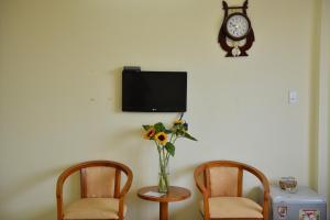 Oc Tien Sa Hotel, Отели  Дананг - big - 9