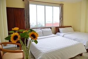 Oc Tien Sa Hotel, Отели  Дананг - big - 22