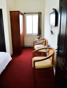 Oc Tien Sa Hotel, Отели  Дананг - big - 8