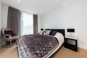 Pinnacle Residences - Central Cambridge, Apartmány  Cambridge - big - 39