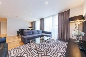Pinnacle Residences - Central Cambridge, Apartmány  Cambridge - big - 37
