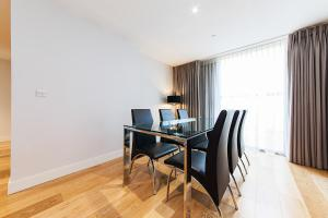 Pinnacle Residences - Central Cambridge, Apartmány  Cambridge - big - 36