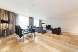 Pinnacle Residences - Central Cambridge, Apartmány  Cambridge - big - 34