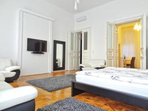 Erzsebet Boulevard Apartment