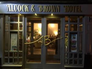 Alcock & Brown Hotel, Hotels  Clifden - big - 31