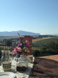 Agriturismo Il Pallocco, Farm stays  Montecastrilli - big - 114