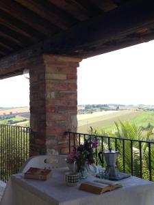 Agriturismo Il Pallocco, Farm stays  Montecastrilli - big - 81