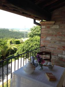 Agriturismo Il Pallocco, Farm stays  Montecastrilli - big - 113