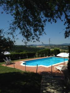 Agriturismo Il Pallocco, Farm stays  Montecastrilli - big - 117