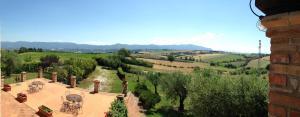 Agriturismo Il Pallocco, Farm stays  Montecastrilli - big - 108