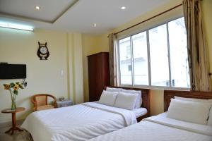 Oc Tien Sa Hotel, Отели  Дананг - big - 14