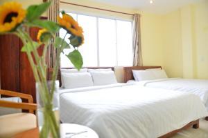 Oc Tien Sa Hotel, Отели  Дананг - big - 17