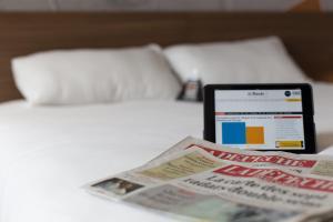 Brit Hotel Toulouse Colomiers – L'Esplanade, Hotel  Colomiers - big - 3