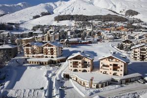 Hotel Allegra - Apartment - Zuoz/ St. Moritz