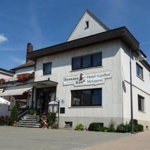 Braunes Ross - Sonneberg