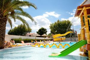 Location gîte, chambres d'hotes Camping la Pergola dans le département Pyrénées Orientales 66