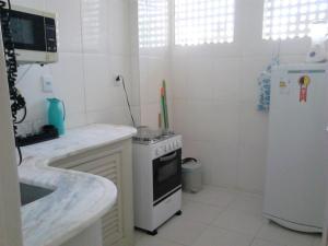 Apartamento Farol da Barra Salvador, Apartmány  Salvador - big - 2