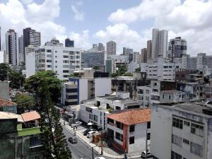 Apartamento Farol da Barra Salvador, Apartmány  Salvador - big - 3