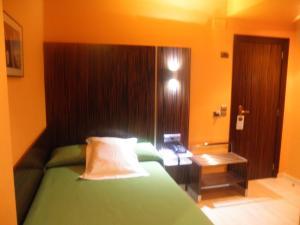 Hotel Gran Via, Szállodák  Zaragoza - big - 38