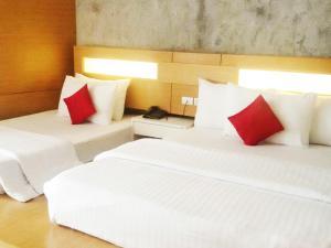 The Now Hotel, Hotely  Jomtien pláž - big - 24