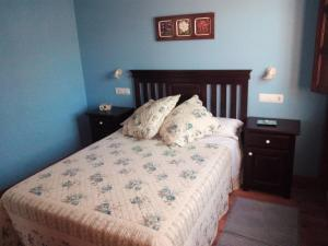 Apartamentos Rurales Casa Pachona, Ferienwohnungen  Puerto de Vega - big - 59