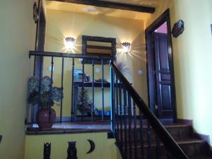 Apartamentos Rurales Casa Pachona, Апартаменты  Пуэрто-де-Вега - big - 97