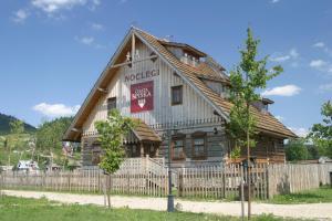 Accommodation in Niedzica Zamek