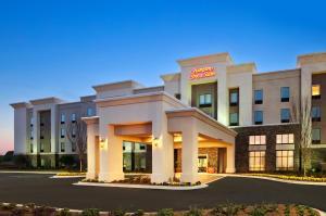 Hampton Inn & Suites Huntsville Research Park Area