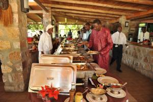 Hotel Club du Lac Tanganyika, Отели  Бужумбура - big - 82