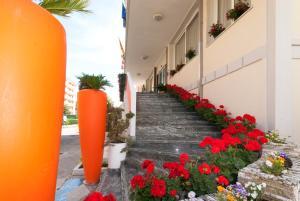 Hotel Victoria, Отели  Бибионе - big - 24