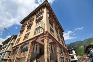 Hostels und Jugendherbergen - Hotel Thimphu Tower