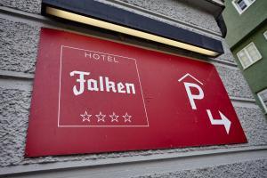 Hotel Falken, Hotely  Memmingen - big - 20